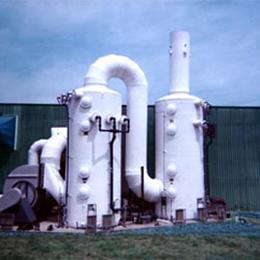 폐기(배연) 세정기/흡수기